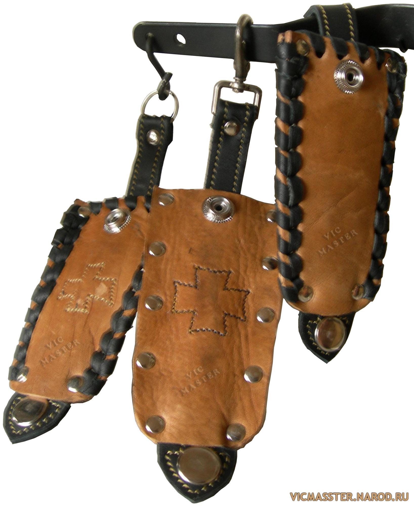 Изделия из кожи своими руками для байкеров 28